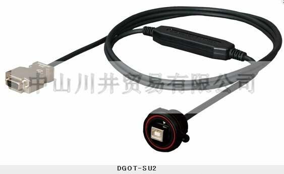 三菱plc diatrend连接线dgot-su2